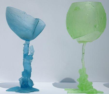 kaarsrecht glas by pascal smelik