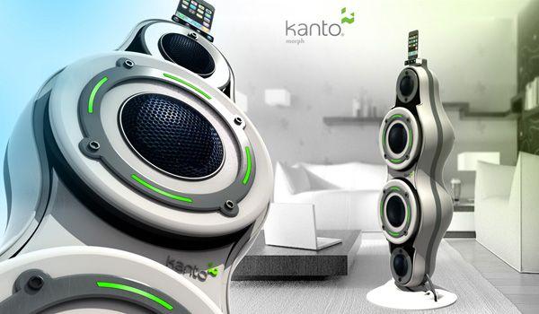 Kanto Morph speaker