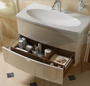 keuco bathroom furniture bringing luxury into your bathrooms hometone. Black Bedroom Furniture Sets. Home Design Ideas