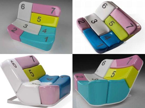 keyboard arm chair