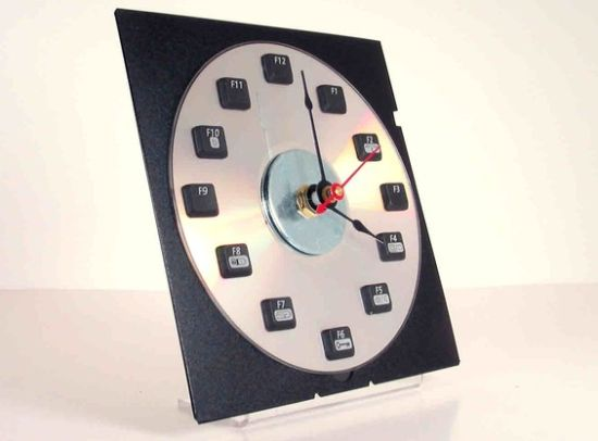 keyboard function key clock1