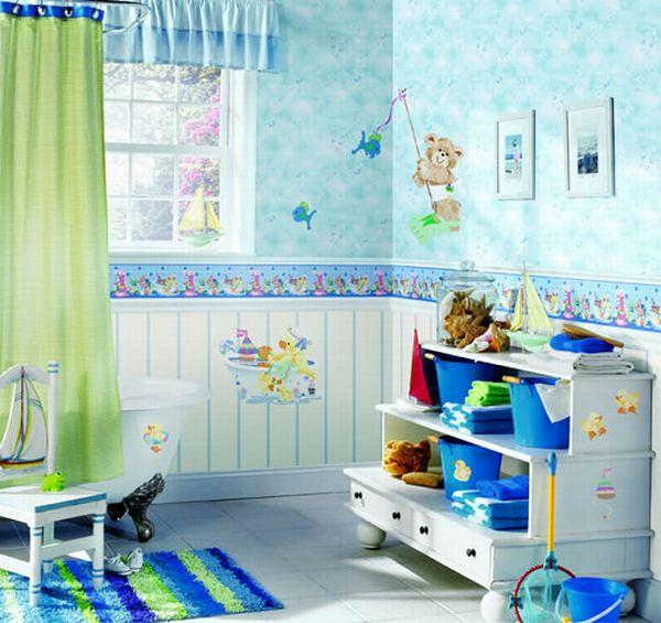 kids bathroom design ideas 5