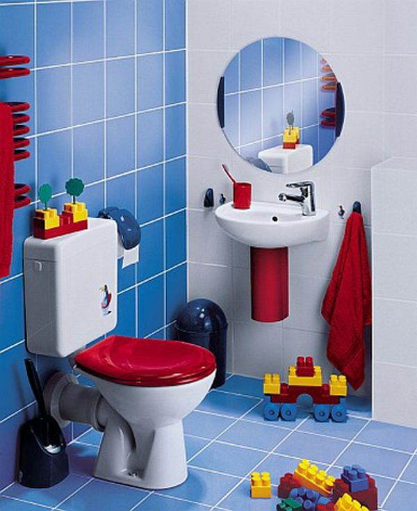 Bathroom designing for kids hometone home automation for Home automation shower