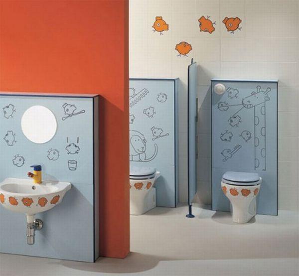 Bathroom Designing For Kids