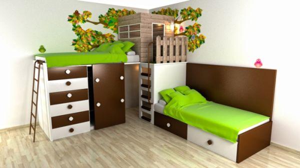 Kids room by Gaspar Ventura