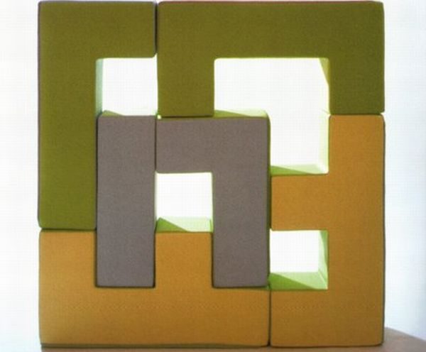Kids' Tetris Furniture