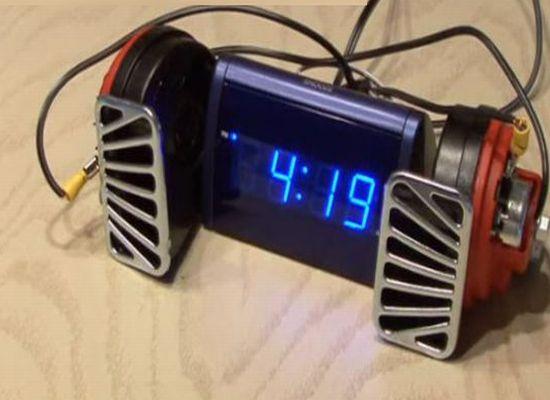 kip kay alarm clock