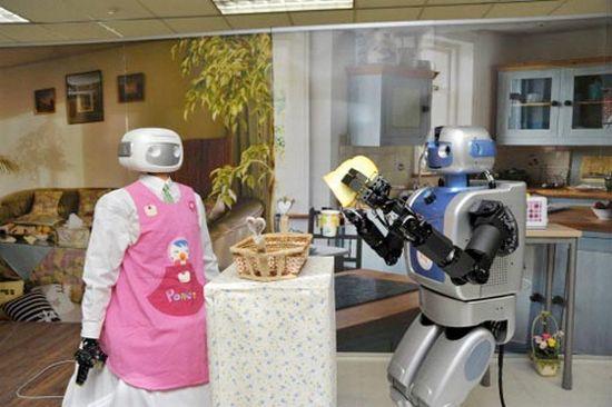 kist breakfast robots