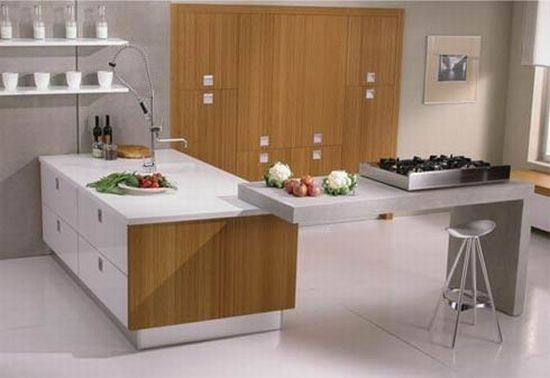 kitchen modern new eBuHO 8381