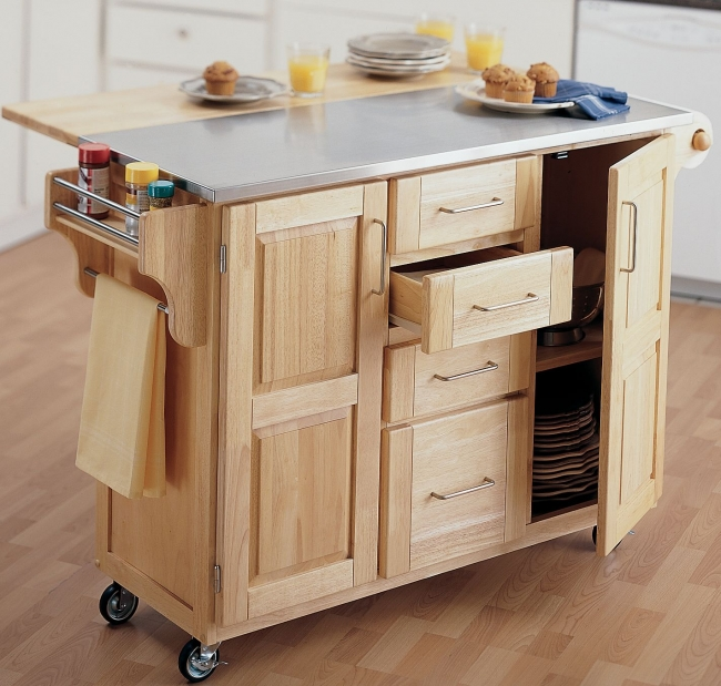 Great storage solutions for your kitchen
