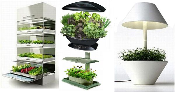 Eight Indoor Herb Gardens To Enliven Your Kitchen Hometone