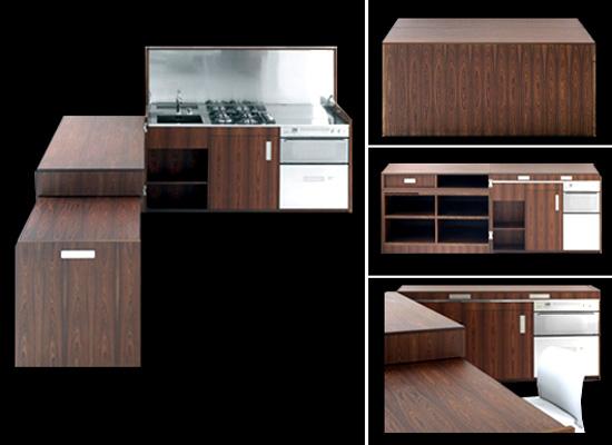 Kitchen In A Box : Kitchen-in-a-box