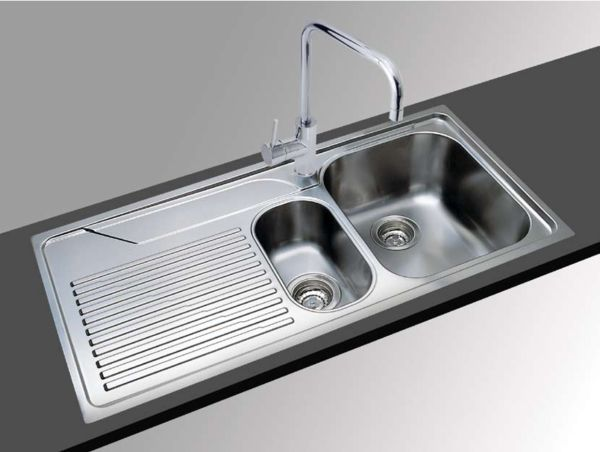 A Kitchen Sink : Kitchen Sink Systems by Blanco
