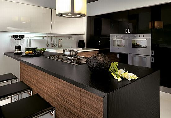 Elegant Kitchen Designs From Milton Hometone Home Automation