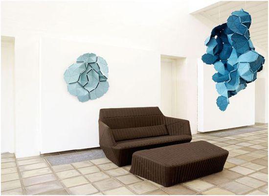 test your creativity with kvadrat cloud tiles hometone. Black Bedroom Furniture Sets. Home Design Ideas