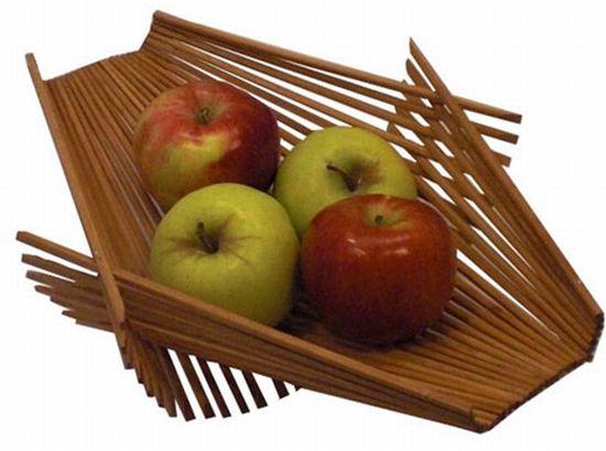 kwytza folding recyled basket2