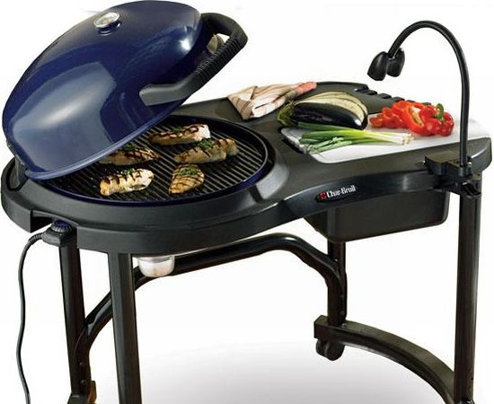Elegant Charbroil Electric Patio Bistro Grill
