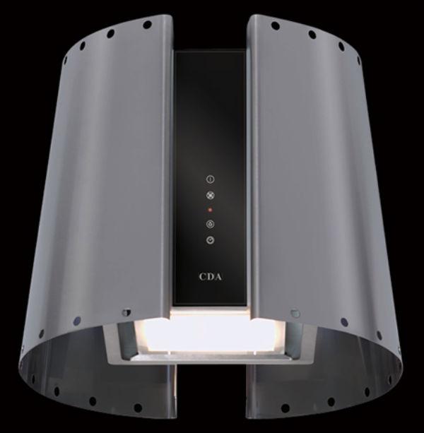 Lantern style range hood