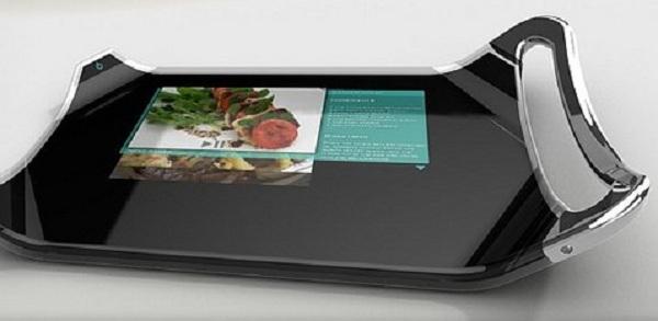 LCD cutting board