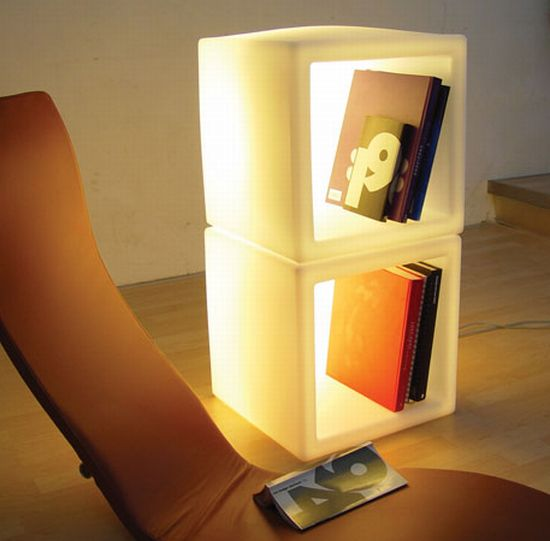 led modular bookcase2
