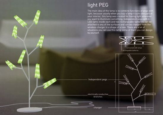 led pegs carry light wherever you want 1