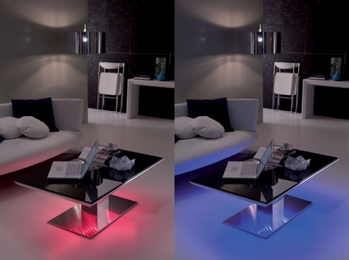 led tables