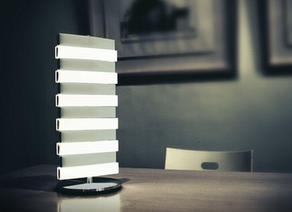 LED Piano Light
