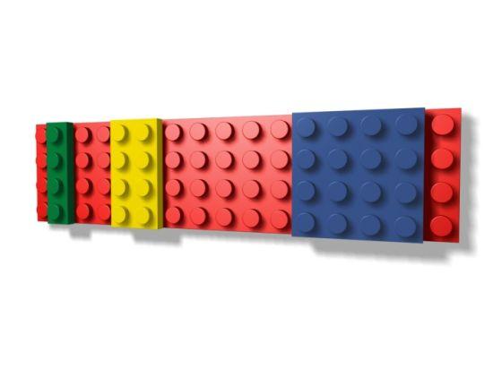 Lego bricks promise to warm up my interiors hometone - Piezas lego gigantes ...