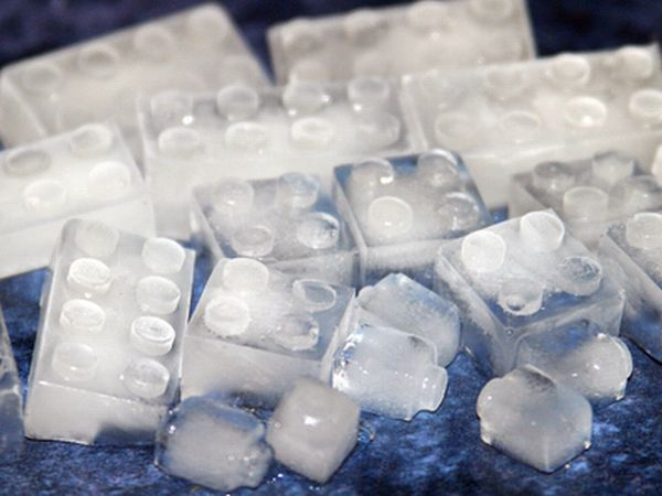 LEGO Ice Cubes