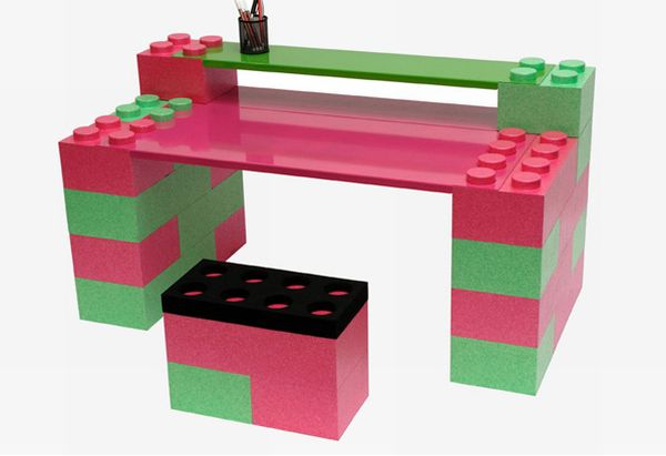 Lego Study Table