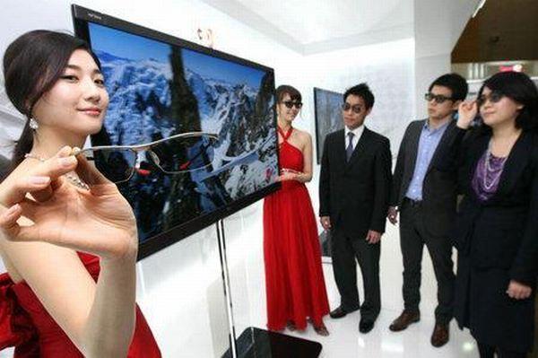 lg cinema 3d tv range