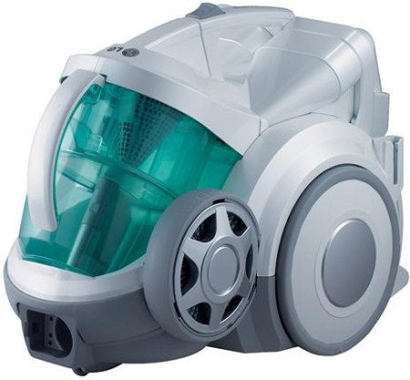 lg compressor allergycare vkc902htw bagless cylind