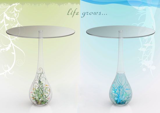 life grows coffee table
