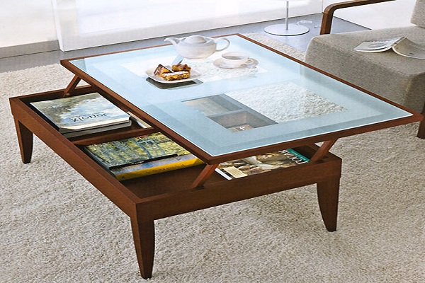 Coffee Tables With Storage Options Hometone