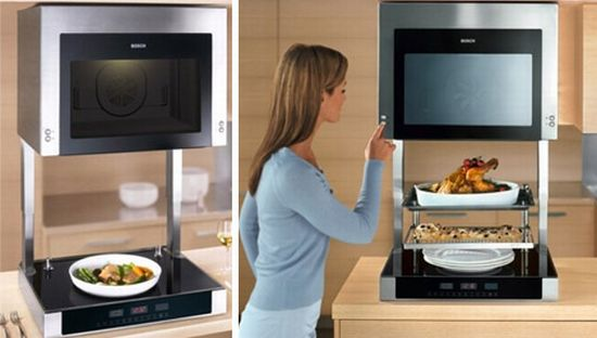 liftomatic stacking vertical oven