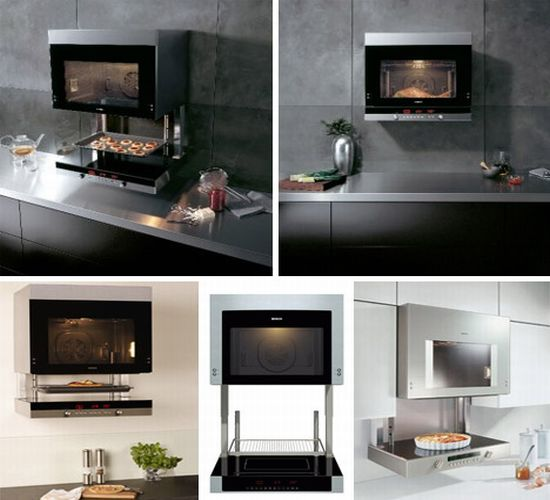 liftomatic vertical lift oven