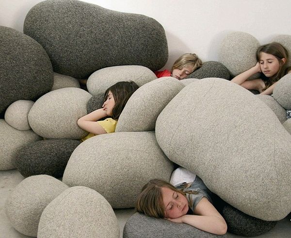 Top 10 Cool and Creative Floor Pillows to Rest in Comfort - Hometone ...