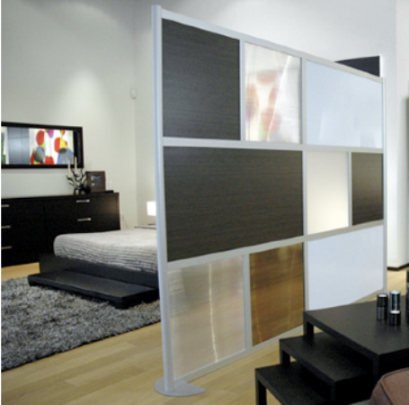 Loftwall room divider