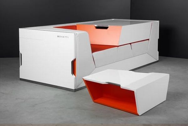 Lounge in a Box