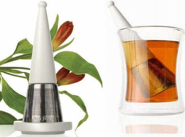 luci loose tea infuser