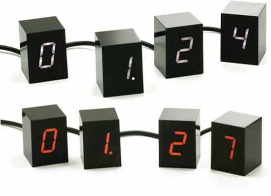 lumens clock blocks