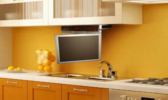 luxurite kitchen tv3