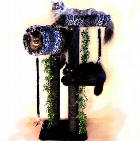 luxury cat condo1
