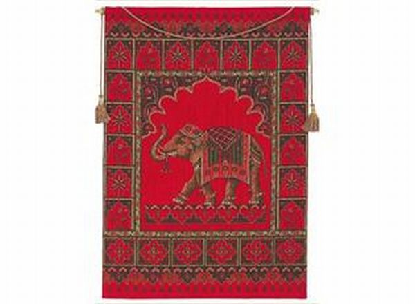 Magestic Elephant Tapestry
