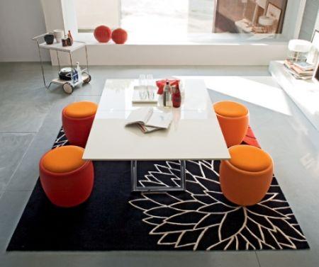 magic j folding dining coffee table 4