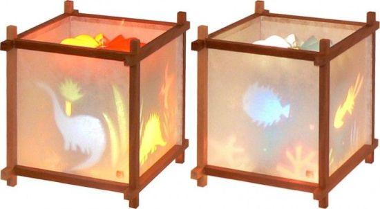 magical lamps