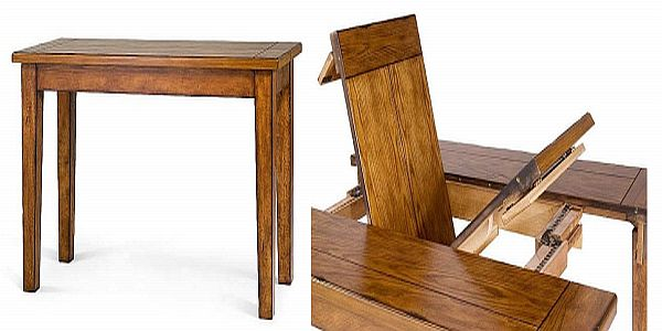 expandable console table. Magnussen Mackenzie Expandable Console Table. Table X