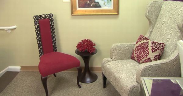 Make Furniture Pop by Using Paint