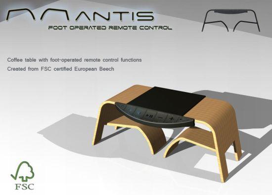 mantis coffee table 4