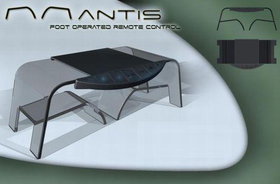 mantis coffee table